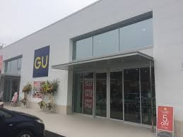 ホームページ GU